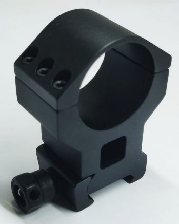 Vortex Tactical 30mm Rifle scope Mount Ring - Lower Co-Witness Extra High - Single Ring - TRXH
